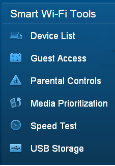 Linksys Official Support - Overview of the Device List Tool