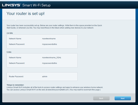 Linksys official support overview of the network map tool on.