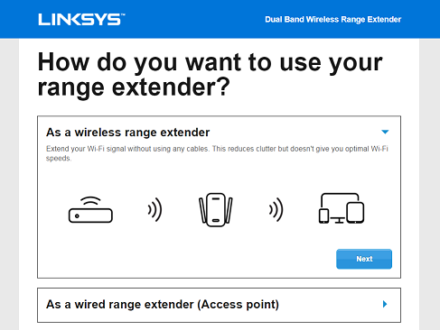 Linksys Official Support - Setting up the Linksys RE6400 to Range