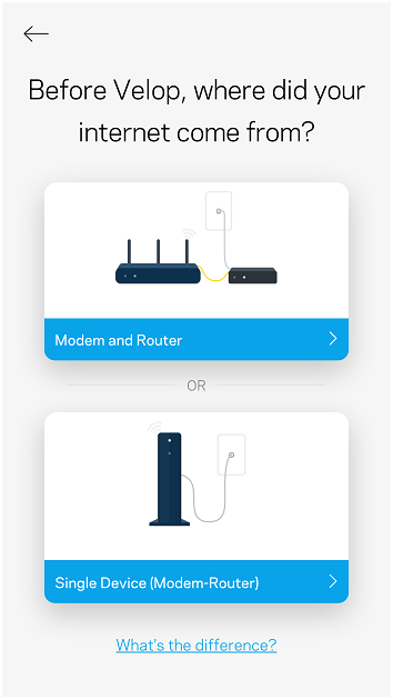 Linksys Official Support Setting Up Your First Node Using A Static