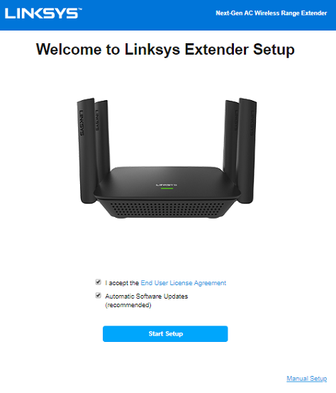 Linksys Official Support - Setting up the Linksys RE9000 to