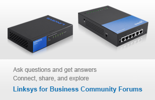 Linksys Community Forums